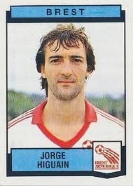 Jorge 'Pipa' Higuaín