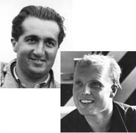 Ascari and Hawthorn both died in car accidents in the 1950s away from the race track.