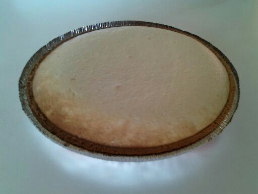 Homemade Lime Cheesecake
