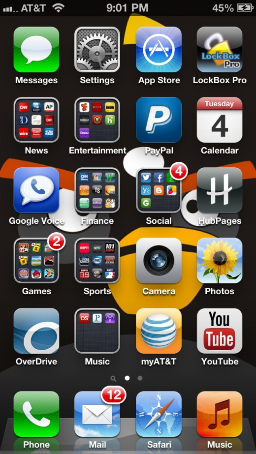 Tap the YouTube app icon after installing it, if you haven't already.