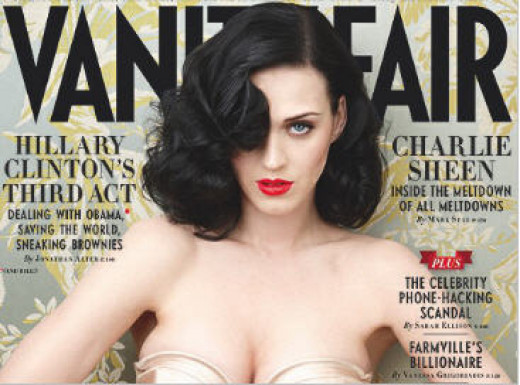Katie Perry - Well known as a pop-rock singing sensation with a great deal of physical charisma. Question:  Can she act in a dramatic role?