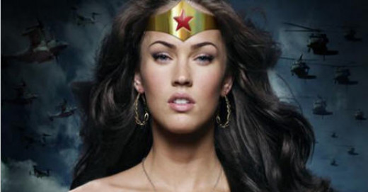 Megan Fox, primarily known for the first two Transformer films.