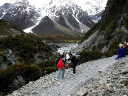 New Zealand  Hooker Valley Track