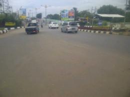 Asphalt for road construction