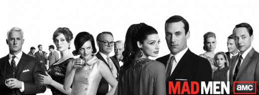 Anyhthing Madmen, the 4-Time Emmy Winner for Outstanding Drama Series is sure to be tops on his list.