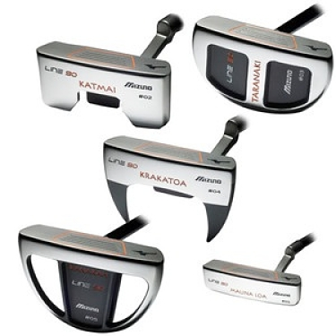 Huge variety of putter heads are permitted