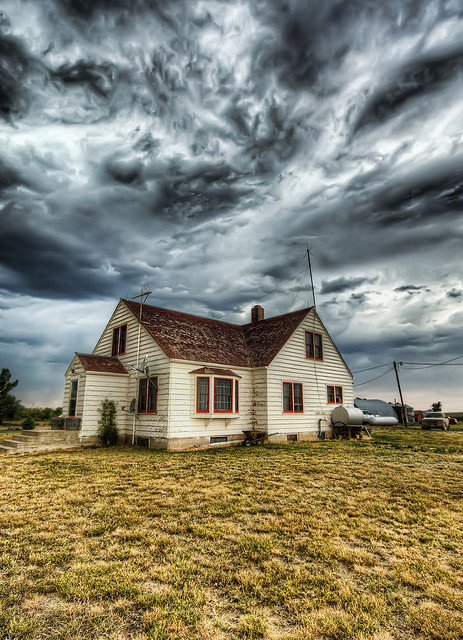 Tornado dreams often warn of storms gathering around one's waking life