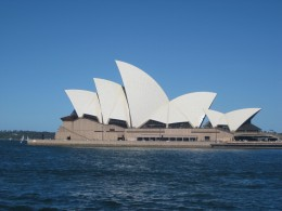 The Sydney Opera House - you could be there sooner than you think