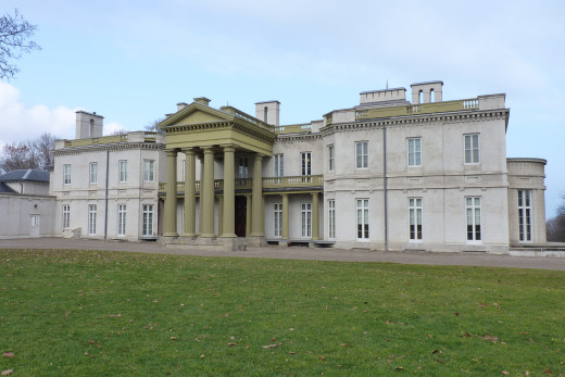 Dundurn Castle in Hamilton