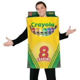 Crayola Crayons can create lasting memories.