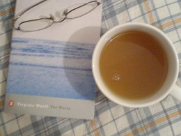 Reading while enjoying a cup of tea may be just the thing to help you fall asleep.