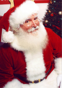 Was it hard for you to stop believing in Santa as a child? why or why not?