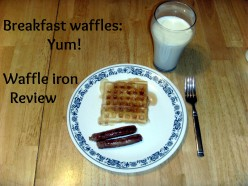 Review of the Black and Decker G48TD Waffle Maker (Waffle Iron)
