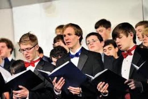 The School Choir