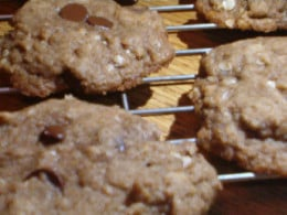 Chocolate drop cookies can come in all sorts of yummy varieties.
