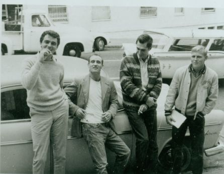 Cassady and Friends, San Francisco 1963