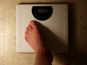 It's time to brave the scale and get with a healthier lifestyle.