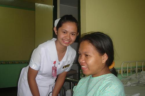 Nurse patient relationships are important