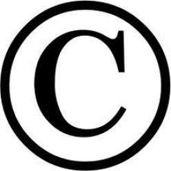 How do you copyright your hub?
