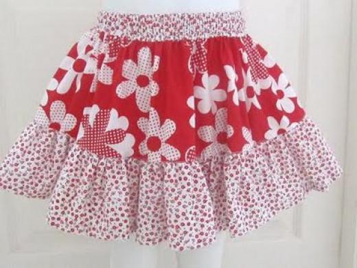 Easy Peasy Skirt