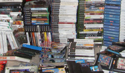 My Game Backlog is Ridiculously Long