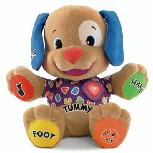 Fisher Price Laugh and Learn Learning Puppy