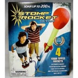 Stomp Rocket Toy - A Kid's Choice Top Hot Toys Christmas