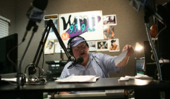 own my own FM Rock station and hire Big Jay Fink from WRIP FM, in the Catskills.