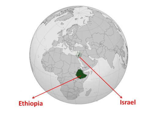 Jews of Ethiopia brought to Israel