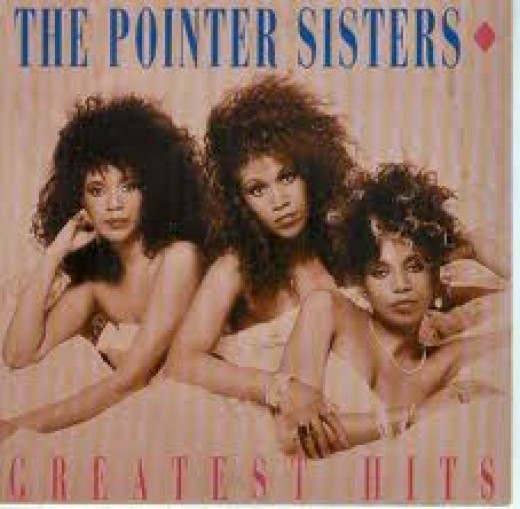The Pointer Sisters are one of the best female artists in the history of  R and B music.
