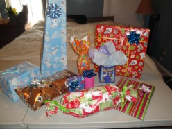 Gift Wrapping; Made Simple, Fun, and Budget Friendly!