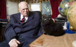 Sir Patrick Moore My Tribute
