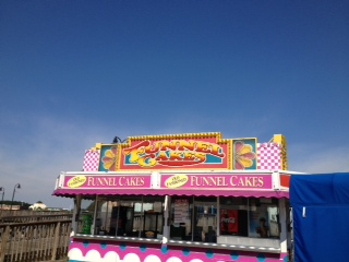 Yummy Funnel Cakes