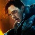 Benedict as the villain in Star Trek Into Evil, the latest Star Trek movie.
