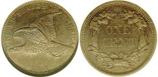 Flying Eagle cent coins are extremely rare and the 1856 Flying Eagle cent is worth thousands.