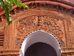 Front facade of the Dolmancha