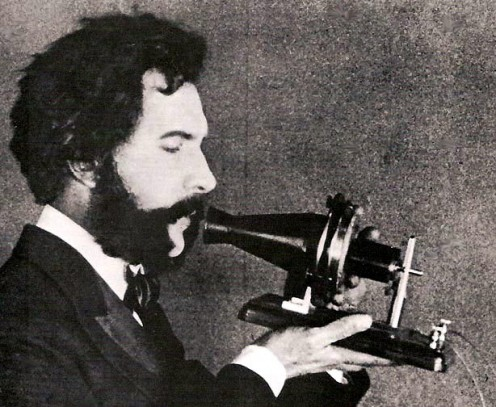 Alexander Graham Bell and His Telephone