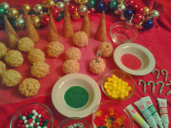 How To Make Delicious Christmas Crafts With Kids