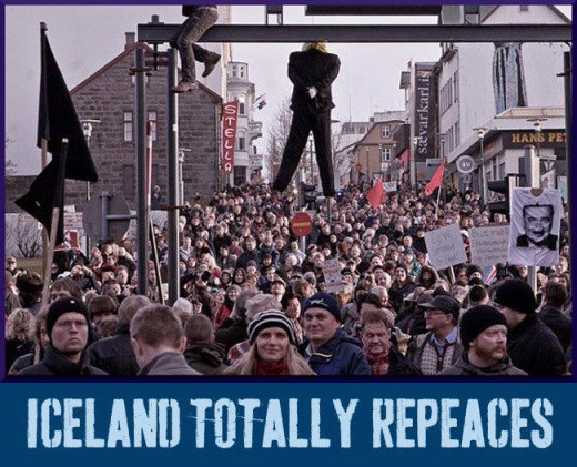 The people of Iceland quickly became involved in local politics via a general assembly that interacted with the constitutional assembly of the government.