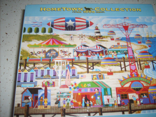 HomeTown Collection -- Down by the Boardwalk