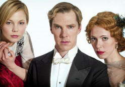 A complicated love triangle - Parade's End
