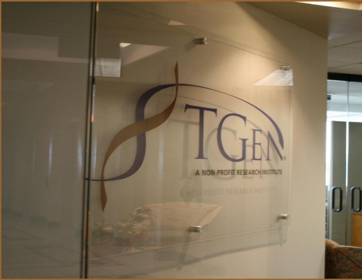 TGen Offices in Central Phoenix
