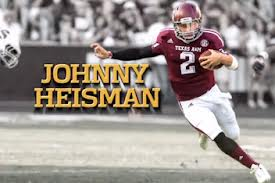 From Johnny Football to Johnny Heisman