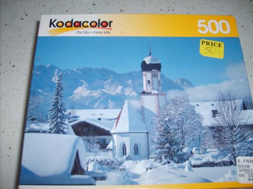 Kodacolor Winter Wonderland