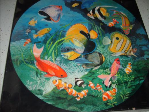 Undersea Enchantment by Springbok