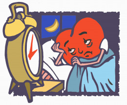 Is there really a link between congestive heart failure and insomnia?