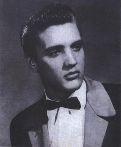 Elvis Presley in 1954. 35th Annual Elvis Week: August 10 - August 18, 2012. Festival site at http://www.elvis.com/elvisweekonline/.