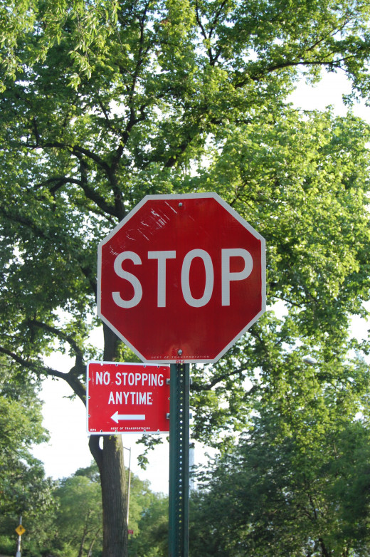 Stop writing what's blocking you, but don't stop writing.