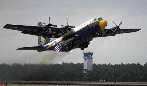 """Fat Albert"" Airlines"
