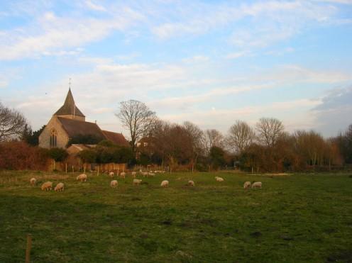 St Nicholas's Church, Pevensey